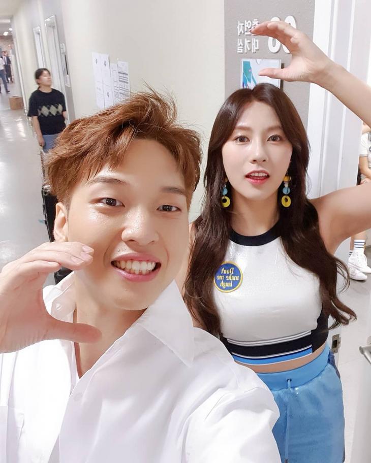 유재필-오하영 / 유재필 인스타그램
