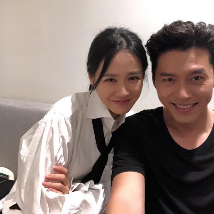 영화 '공범' 손예진, 열애설 난 현빈과 '사랑의 불시착'으로 재회…기대감↑