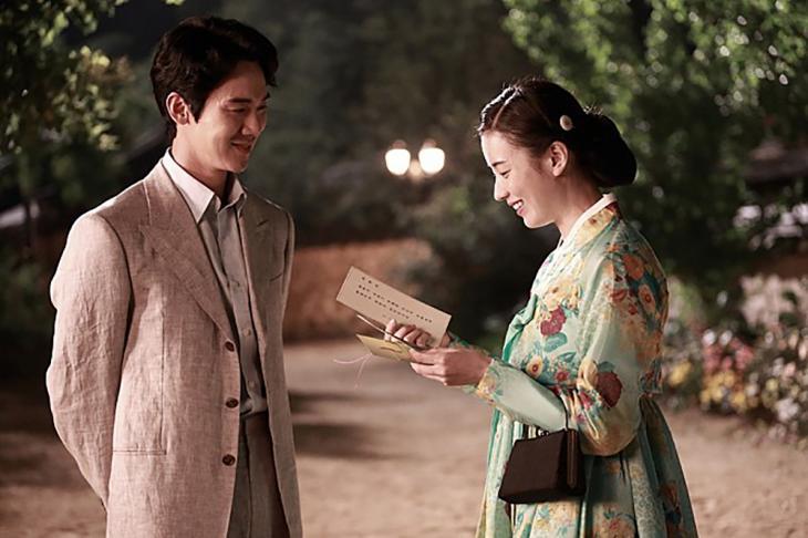 유연석-한효주 / 영화 '해어화' 스틸컷