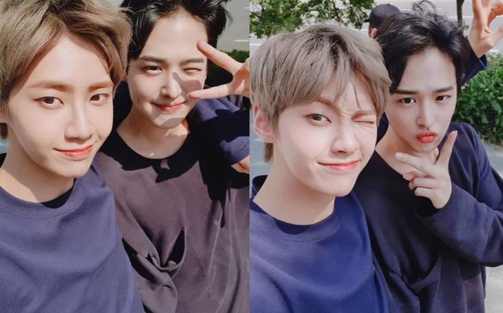 이진혁-최병찬 / 이진혁 인스타그램