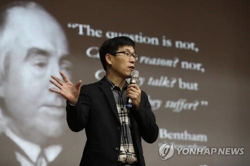 진중권 교수 / 연합뉴스