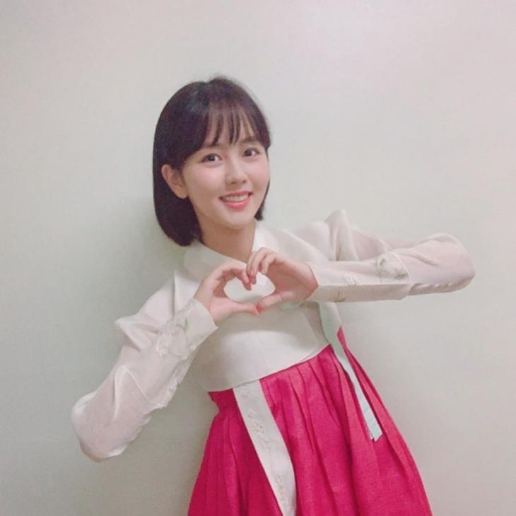 김소현 인스타그램