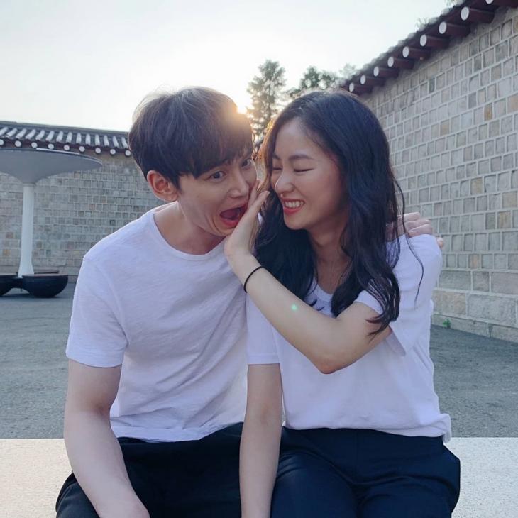한준우-전여빈 / 한준우 인스타그램