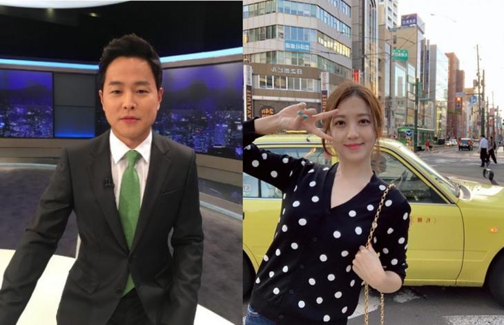 김현우 앵커-이여진 기상캐스터