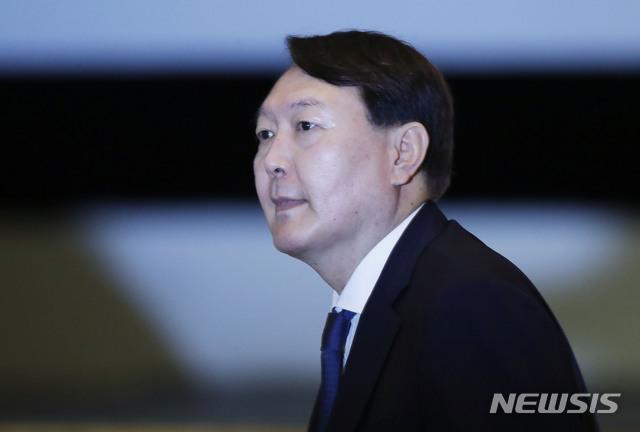 윤석열 검찰총장 2019.09.25. / 뉴시스
