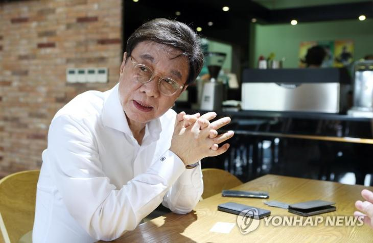 최성해 / 연합뉴스