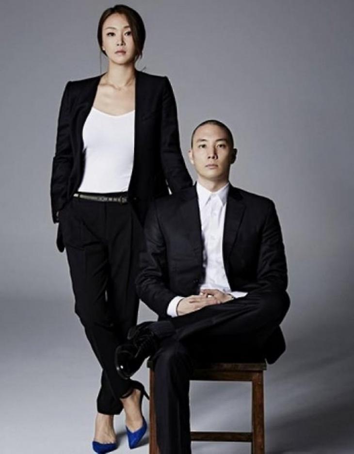 배윤정-제롬 / 배윤정 인스타그램