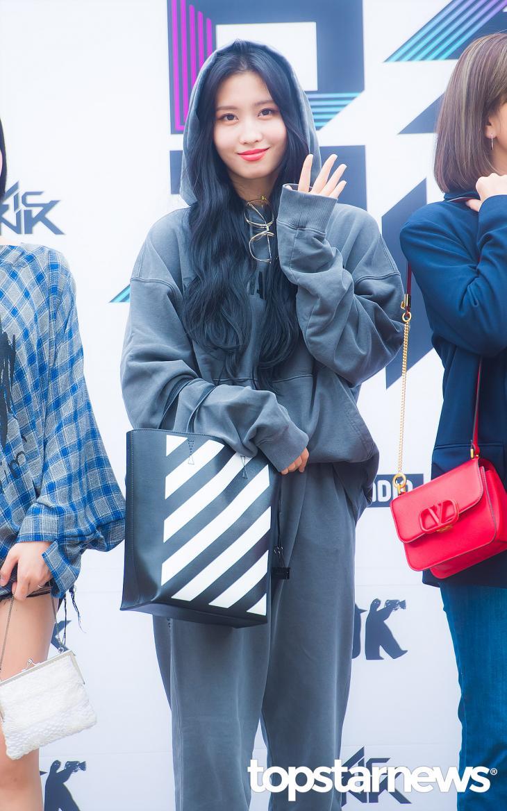 트와이스(TWICE) 모모 / 서울, 정송이 기자