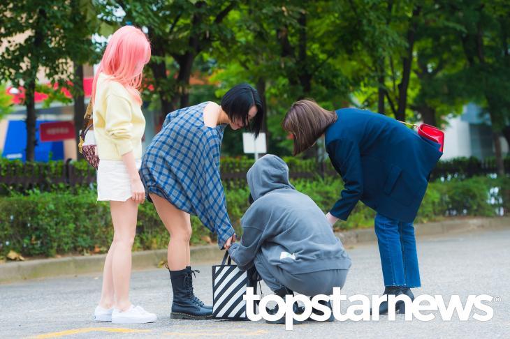 트와이스(TWICE) 채영-모모-지효 / 서울, 정송이 기자