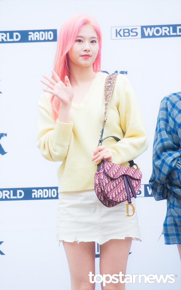트와이스(TWICE) 사나 / 서울, 정송이 기자