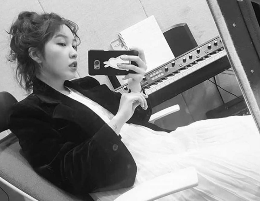 권진아 / 권진아 인스타그램