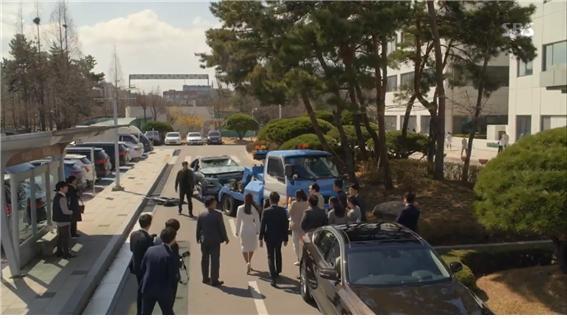 SBS 드라마 '배가본드' 방송 캡처