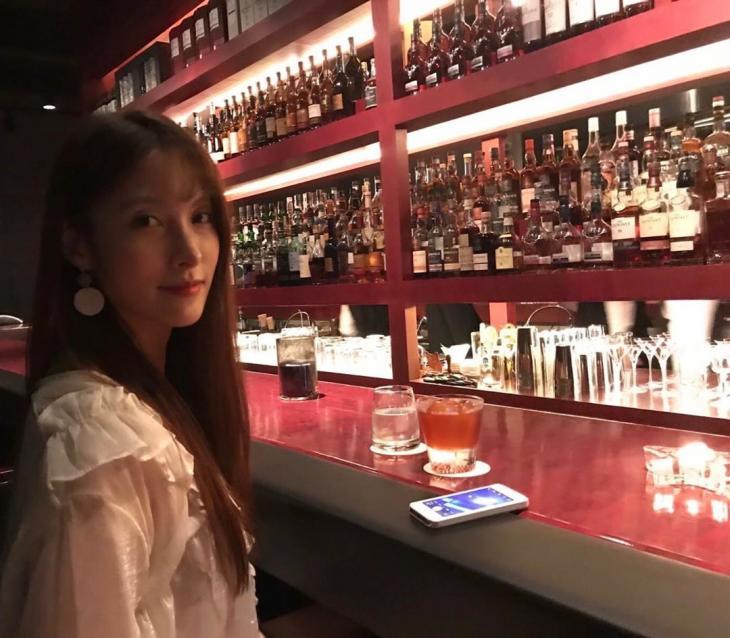 박규리 인스타그램