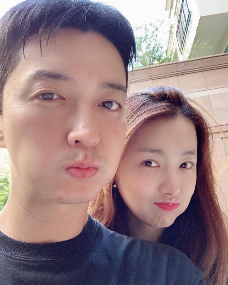 인교진-소이현 / 소이현 인스타그램