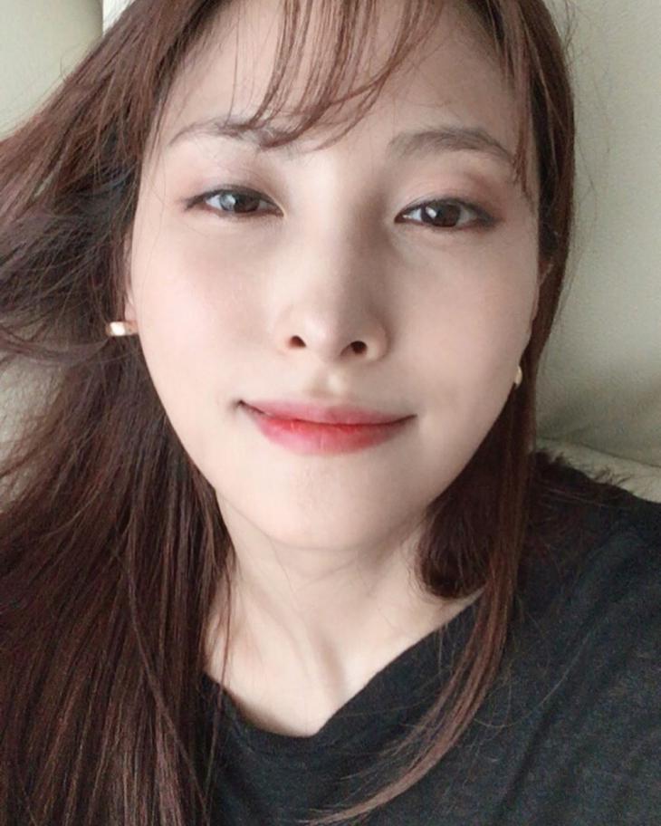 카라 박규리 인스타그램