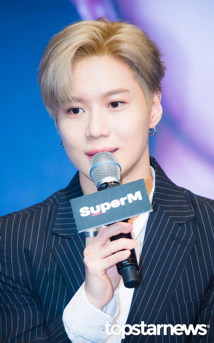 슈퍼엠(SuperM) 태민 / 서울, 정송이 기자