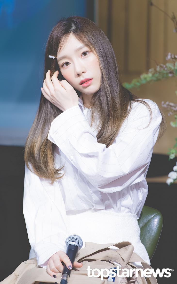 소녀시대 태연 / 톱스타뉴스 HD포토뱅크