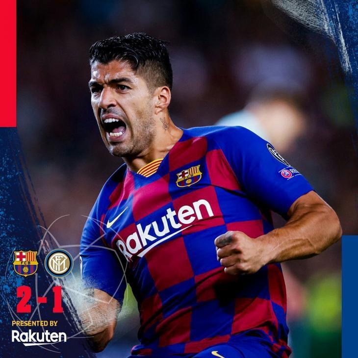 바르셀로나 공식 인스타그램