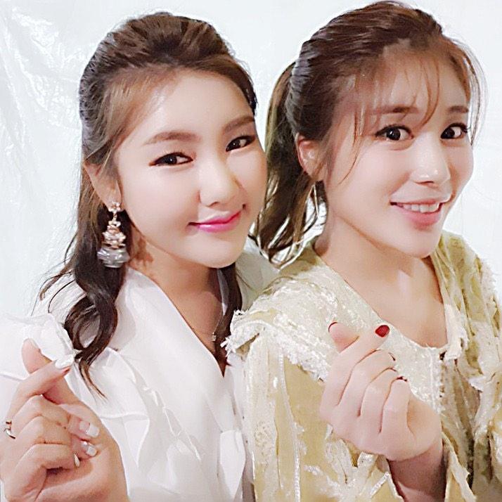 송가인-김소유 / 김소유 인스타그램