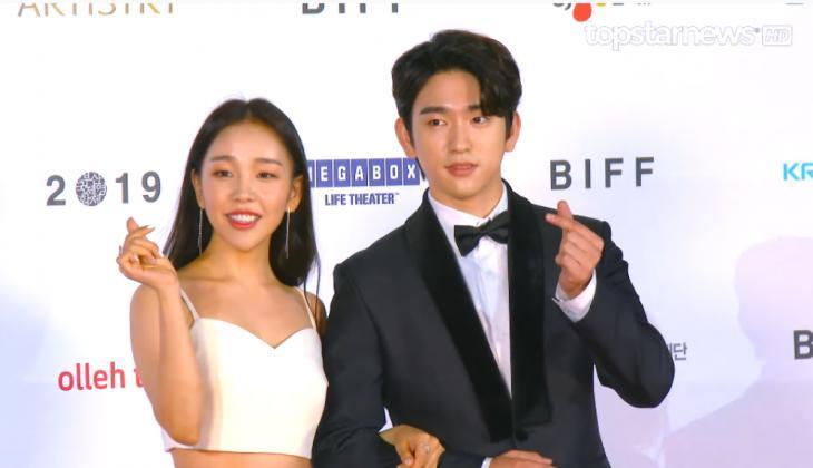'프린세스 아야' 백아연, 진영 / 톱스타뉴스 HD영상 캡처