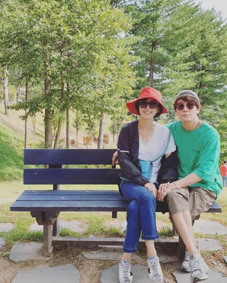 신동미-허규 / 신동미 인스타그램