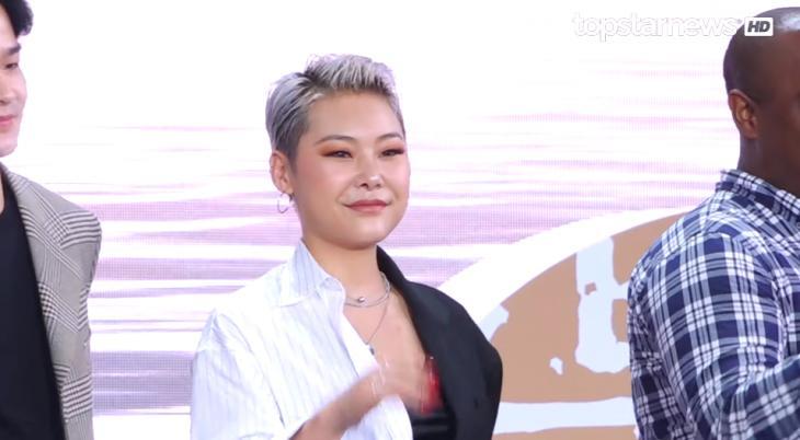 치타 / 톱스타뉴스 HD영상 캡처