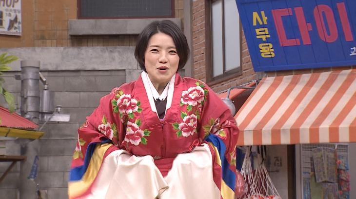 안영미 / JTBC '어서 말을 해' 제공