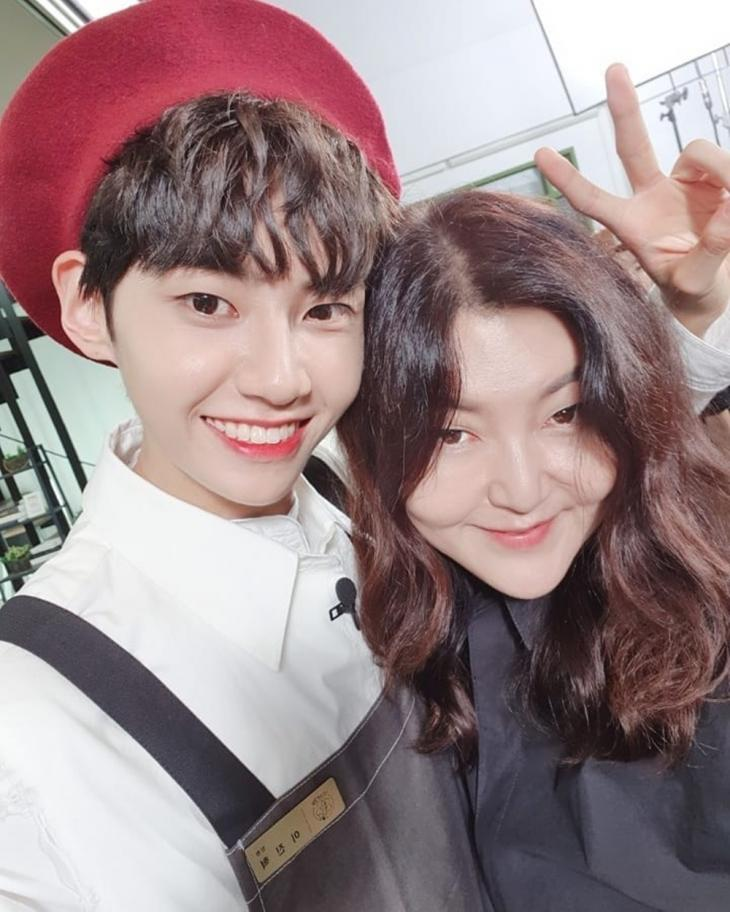 이진혁-한혜연 / 이진혁 인스타그램