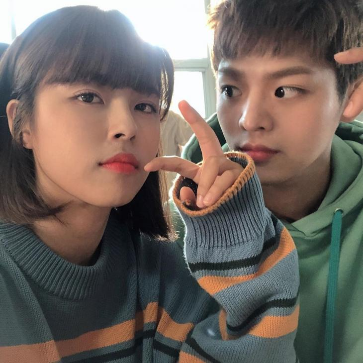 민도희-려운 / 민도희 인스타그램
