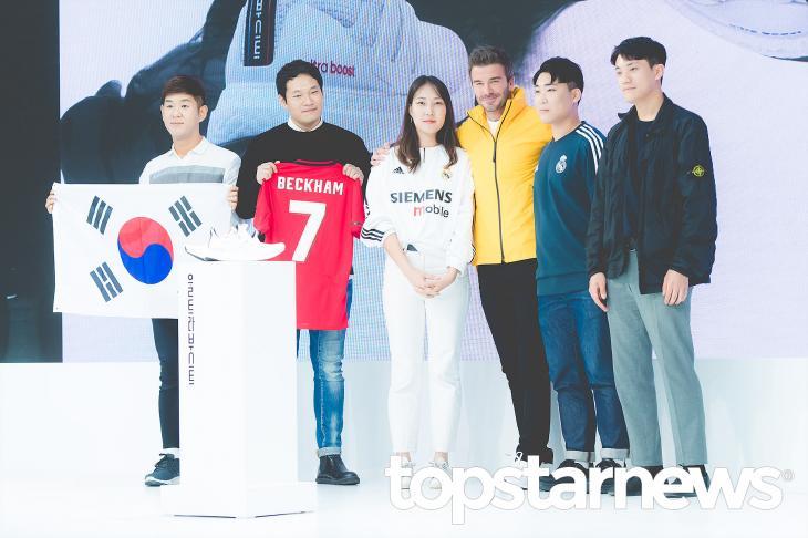 데이비드 베컴(David Beckham) / 서울, 최규석 기자