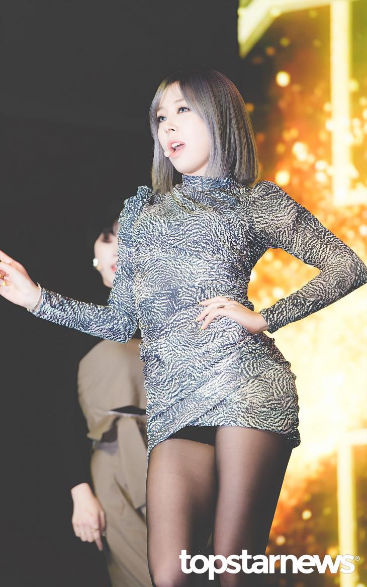 레이디스 코드(LADIES' CODE) 애슐리 / 서울, 최규석 기자