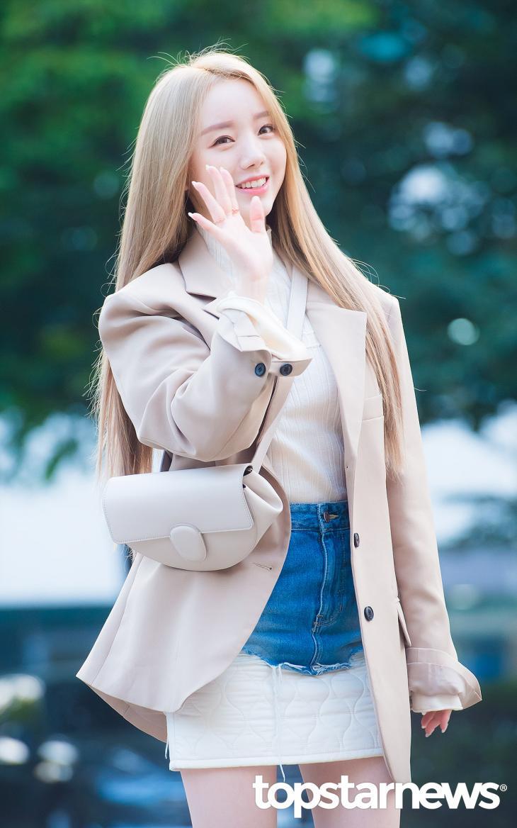 러블리즈(Lovelyz) 케이(Kei) 김지연 / 서울, 정송이 기자