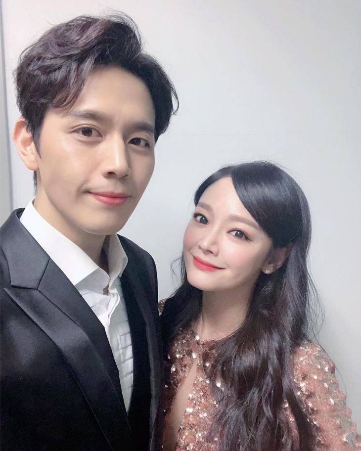 손준호-김소현 / 김소현 인스타그램