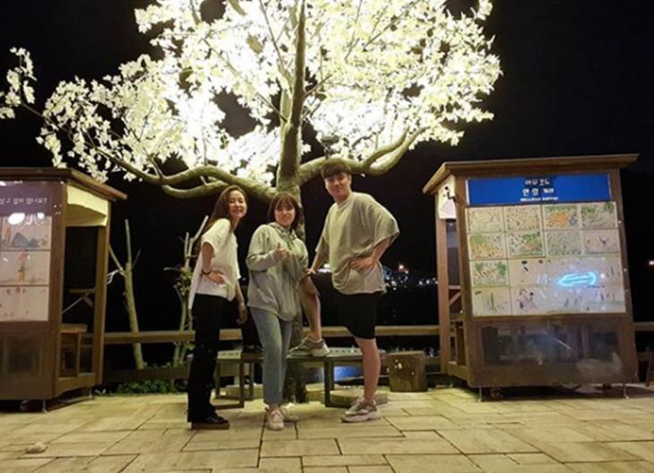 홍자-박지혜-박근화 / 홍자 인스타그램
