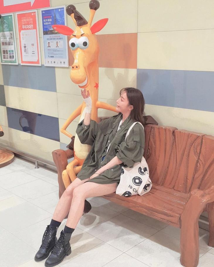 안혜경 인스타그램