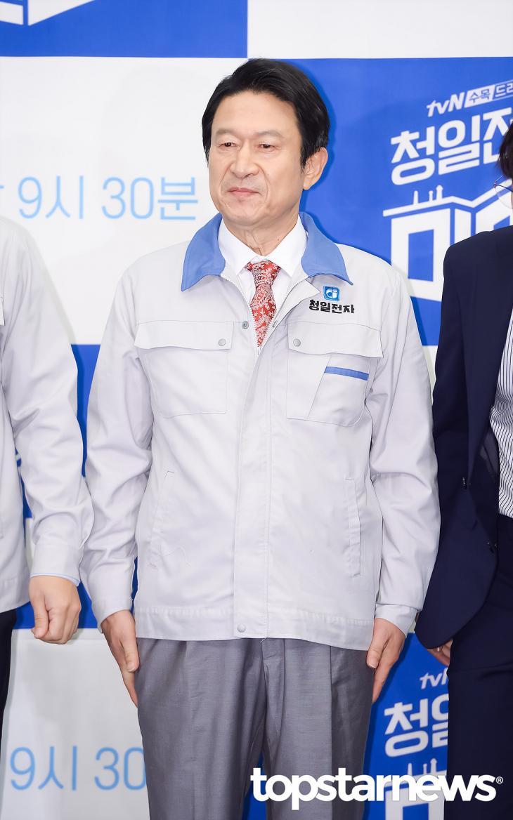 김응수 / 톱스타뉴스 HD포토뱅크