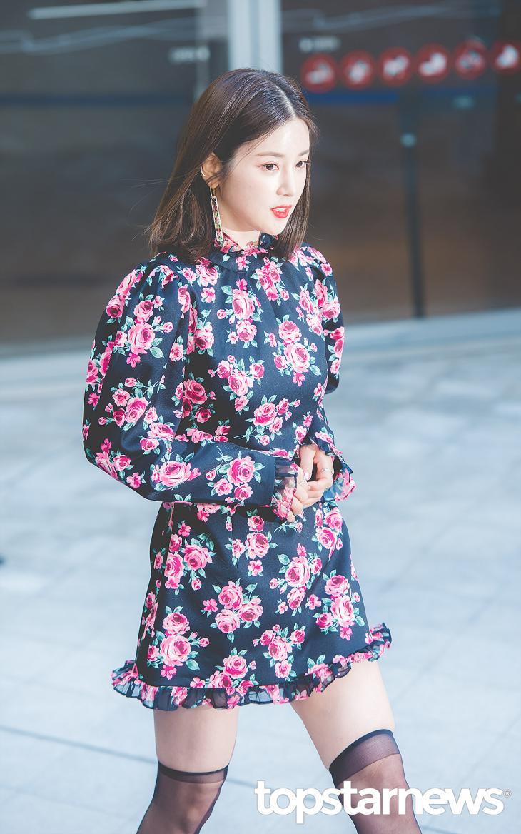 에이핑크(Apink) 박초롱 / 서울, 최규석 기자