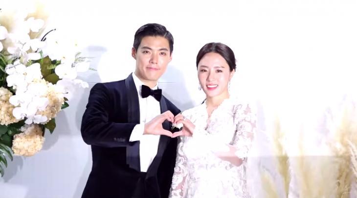 강남-이상화 / 톱스타뉴스 HD영상 캡처