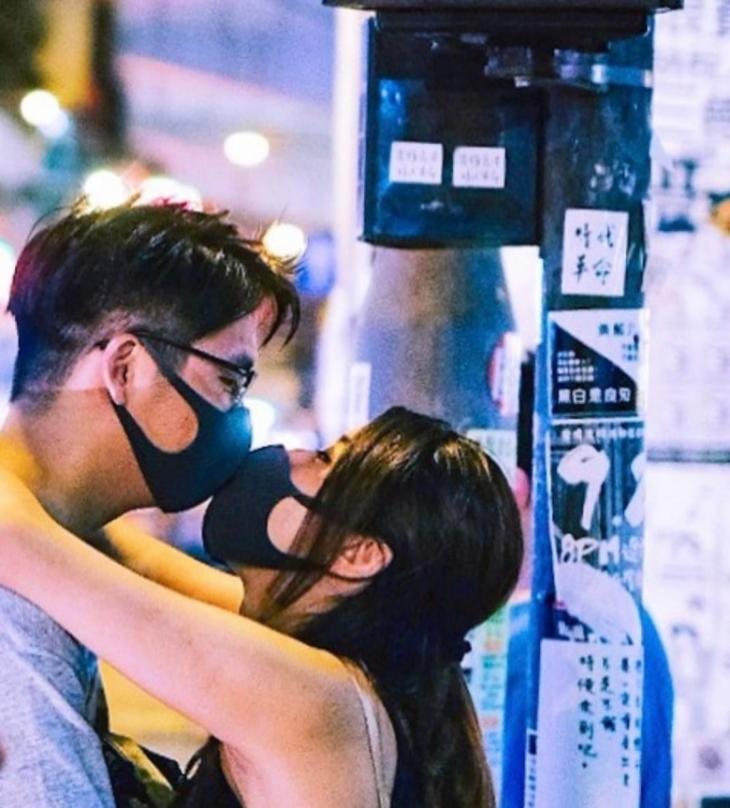홍콩의 연인 / 인터넷 커뮤니티 클리앙
