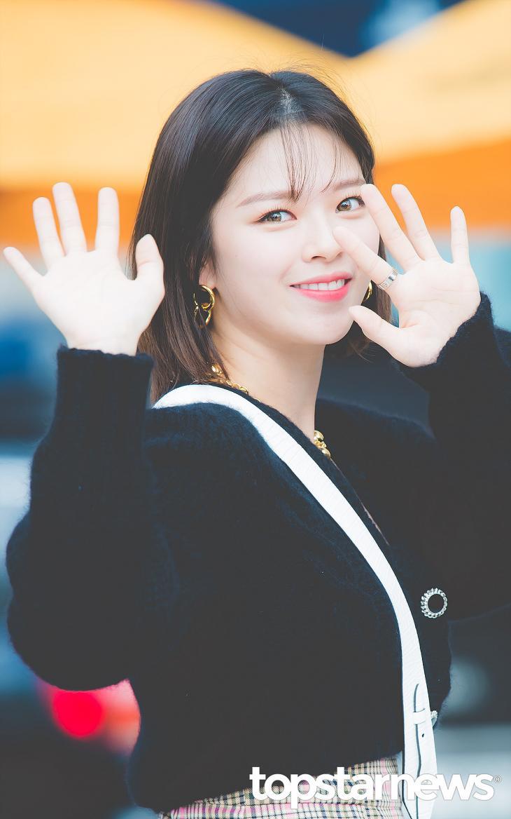 트와이스(TWICE) 정연 / 서울, 최규석 기자