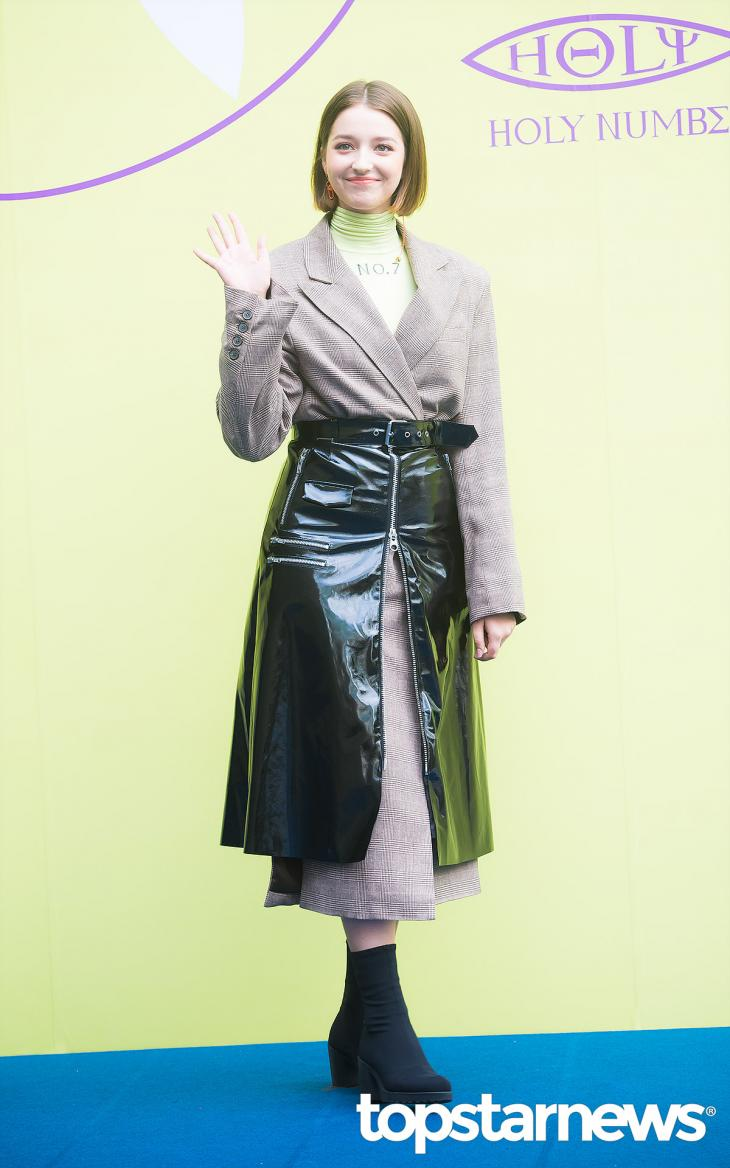 안젤리나 다닐로바(Angelina Danilova) / 서울, 정송이 기자