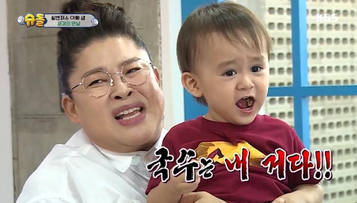 이영자-벤틀리 / KBS2 '슈퍼맨이 돌아왔다' 방송 캡처