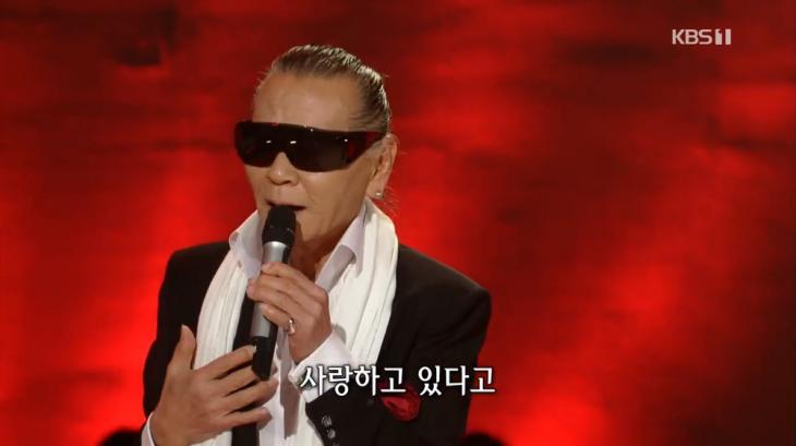 쟈니 리 / '가요무대' 방송 캡처