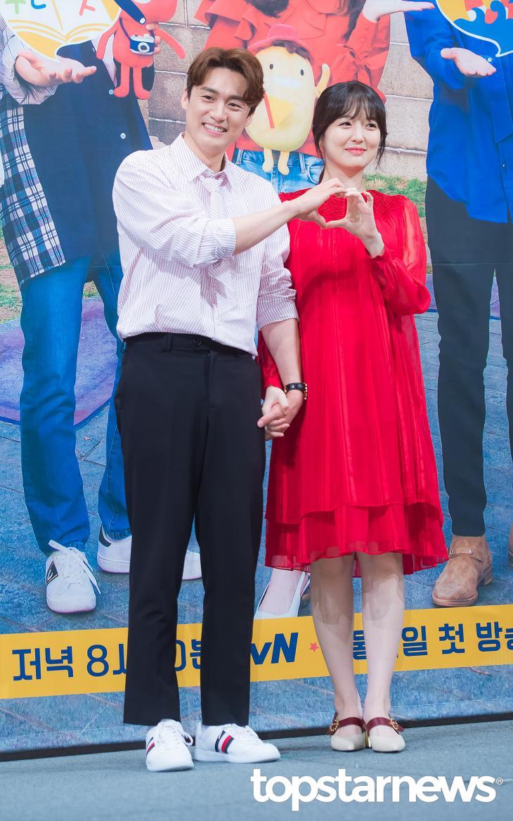 오상진-김소영 / 서울, 정송이 기자