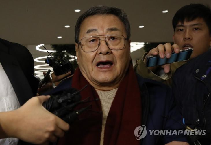 김준기 전 DB그룹 회장 / 연합뉴스