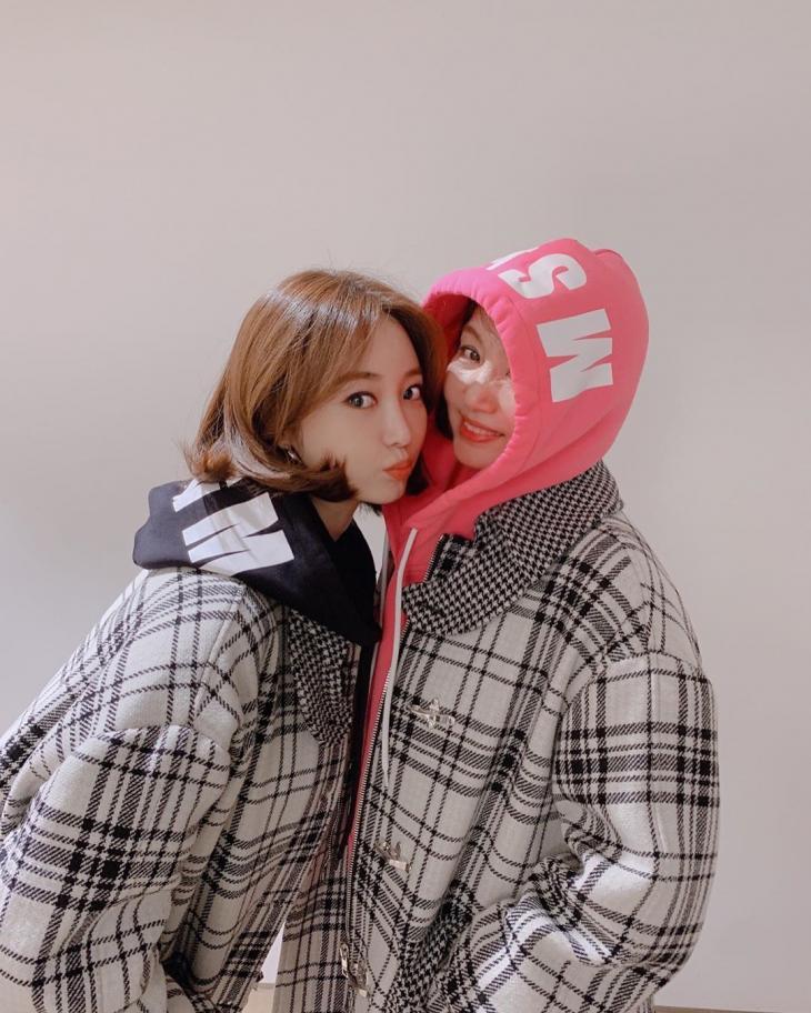 고준희-엄마 / 고준희 인스타그램