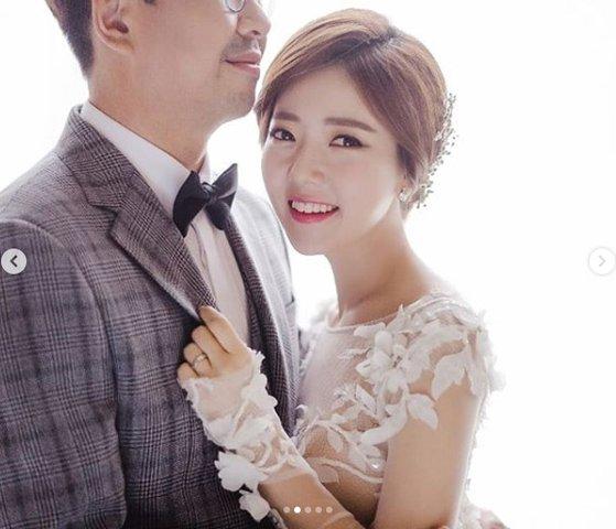 백성문 변호사-김선영 아나운서 / 백성문 변호사 인스타그램