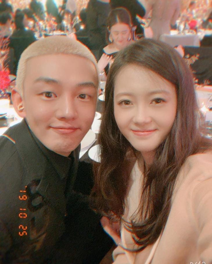 유아인-고아라 / 고아라 인스타그램