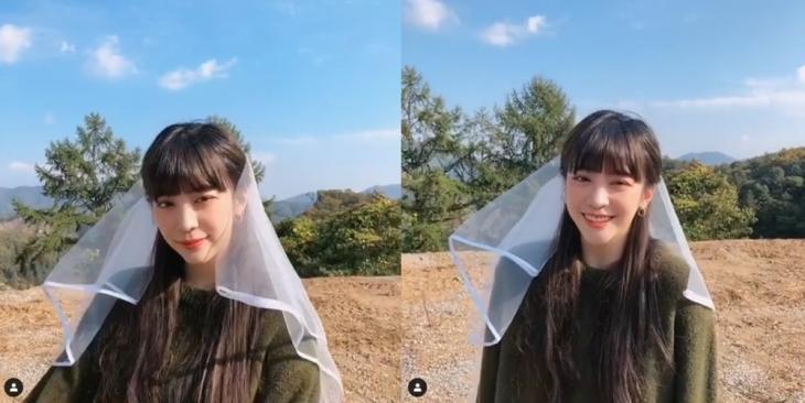 최예슬 / 지오 인스타그램 캡처