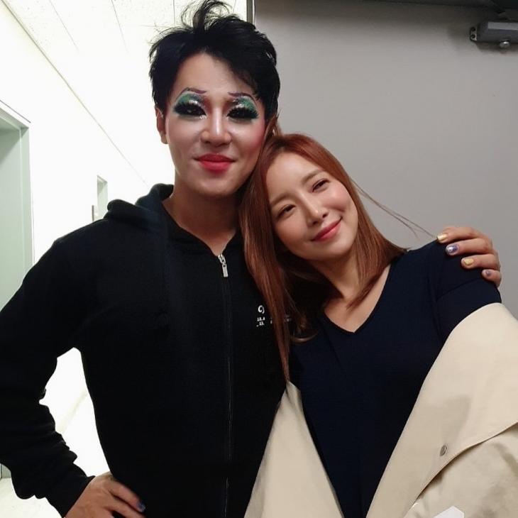 이규형-윤세아 / 윤세아 인스타그램